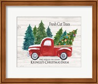 Kringle's Christmas Farm Fine-Art Print