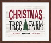 Christmas Tree Farm Fine-Art Print