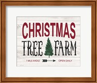 Christmas Tree Farm Fine-Art Print