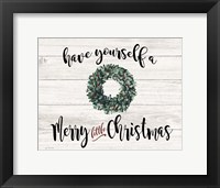 Have Yourself a Merry Little Christmas Fine-Art Print