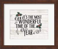 Most Wonderful Time Fine-Art Print