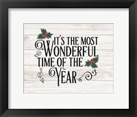 Most Wonderful Time Fine-Art Print