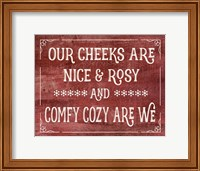 Our Cheeks are Nice & Rosy Fine-Art Print