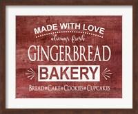 Gingerbread Bakery Fine-Art Print