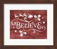 Believe Fine-Art Print