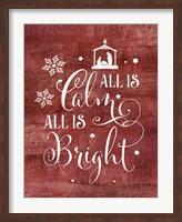 All Is Calm Fine-Art Print