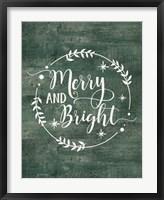 Merry & Bright Fine-Art Print