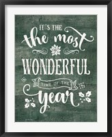 Most Wonderful Time of the Year Fine-Art Print