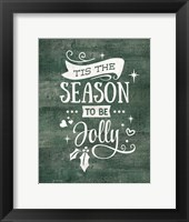 Season to be Jolly Fine-Art Print