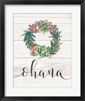 Ohana Fine-Art Print