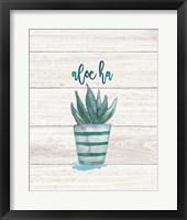 Aloe Ha Fine-Art Print