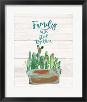 We Stick Together Fine-Art Print
