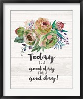 Today is a Good Day Fine-Art Print