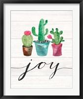 Cacti Joy Fine-Art Print
