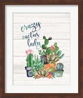 Crazy Cactus Lady Fine-Art Print