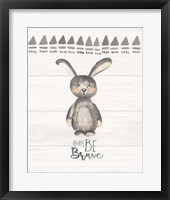 Always Be Brave Fine-Art Print
