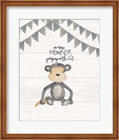 No More Monkeys Fine-Art Print