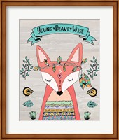 Young Brave Wise Fine-Art Print