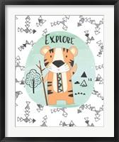 Explore Tiger Fine-Art Print