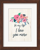 In My Life Fine-Art Print