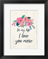In My Life Fine-Art Print