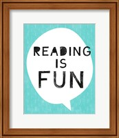 Reading is Fun Fine-Art Print