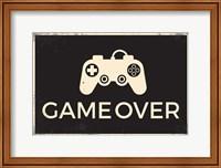 Game Over Fine-Art Print
