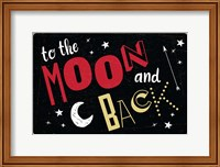 To the Moon & Back Fine-Art Print