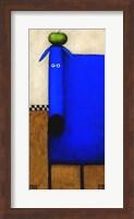 Blue Dog II Fine-Art Print