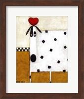 Love Dog Fine-Art Print