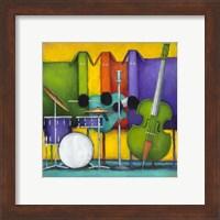 Jam Dogs II Fine-Art Print