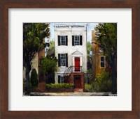The Sousa House, Capitol Hill Fine-Art Print