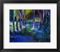 Fireflies Forest Fine-Art Print