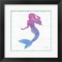 Mermaid Friends III Fine-Art Print