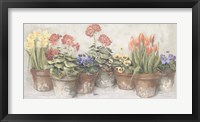 Spring in the Greenhouse Neutral Fine-Art Print