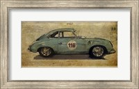No. 118 Porsche 356 Fine-Art Print