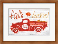 Fall's Here Fine-Art Print