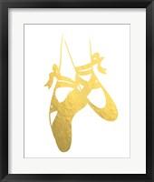 Ballerina Slippers Fine-Art Print