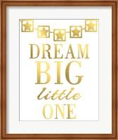 Dream Big Little One Fine-Art Print