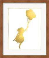 Balloon Run Fine-Art Print