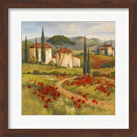 Tuscan Dream I Fine-Art Print