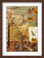 Autumn Leaf Fine-Art Print