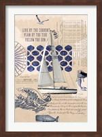 Current Tide Sun Fine-Art Print