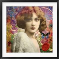 Mademoiselle Amour Fine-Art Print