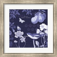 Botanical Blue VI Fine-Art Print