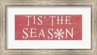 Christmas Affinity IV Red Fine-Art Print