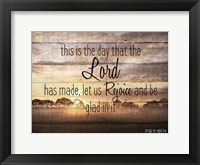 This is the Day Fine-Art Print