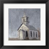Country Church Fine-Art Print