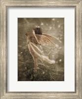 Winged Fairie I Fine-Art Print