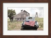 American Tailgating Fine-Art Print